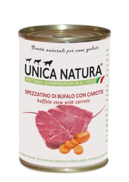 spezzatino di bufalo con carote unico real maxi