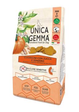 Cuoricini con Zucca e Zenzero Snack Senza Glutine