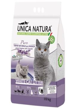 unica natura conf white cat litter 10kg